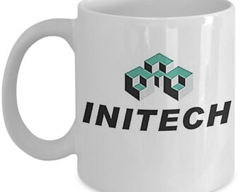 Initech Office Space 11 oz Coffee Mug
