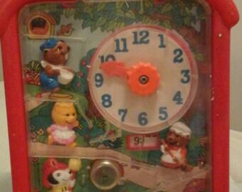 1976 MATTEL Fun O'Clock