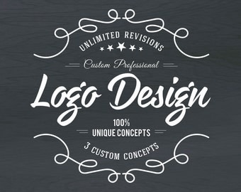 Custom Logo Design, Graphic design, Professional Logo, logo designer, Small business, logo, shop logo, Brand Logo,Company Logo,Vintage Logo