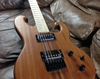 Baize Anthony Guitars Handmade BA-02 Electric Guitar -Commission