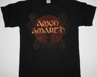 Amon Amarth Pure Viking black t shirt