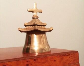 Brass Pagoda Bell