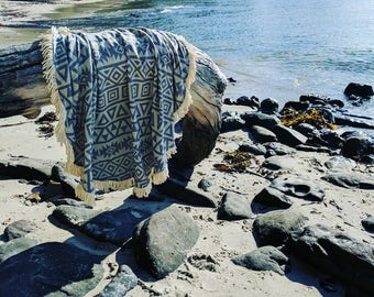 Turkish Towels, Roundies, Round Beach Towels, Peshtemal