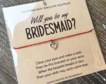 Wedding Wish Bracelts