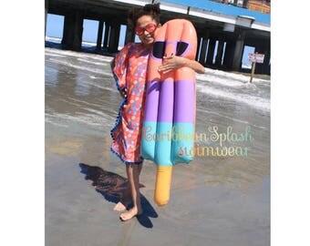 Girls swimdress beach dress Coverup Boho style