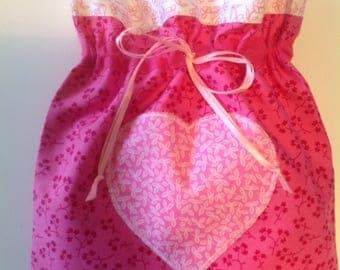 Drawstring Bag, Cosmetics Bag, Toilet Bag, Lingerie Bag, Jewellery Bag.