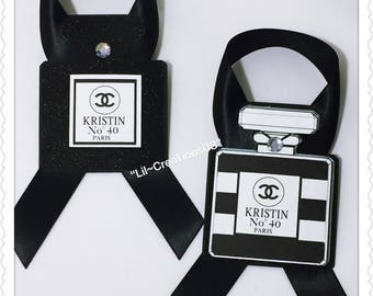 12 Coco Chanel Inspired Tags