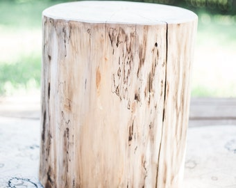 Small Stump Table
