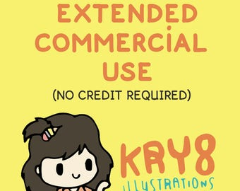 Kry8 illustrations | Commercial use license with no credit required