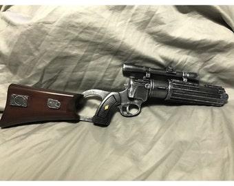 Boba Fett EE-3 Blaster Rifle Prop