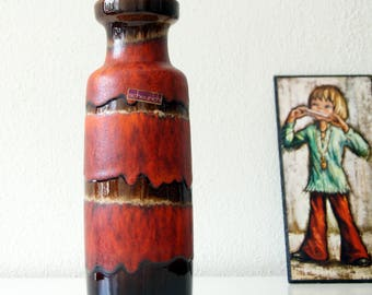 West Germany vase by Scheurich