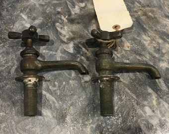 Early 1900s Faucets