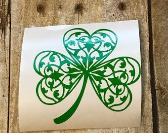 Irish Heritage Decals - NEW LARGER SIZES!