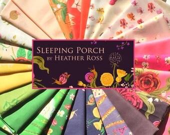 Sleeping Porch by Heather Ross Half Yard Bundle