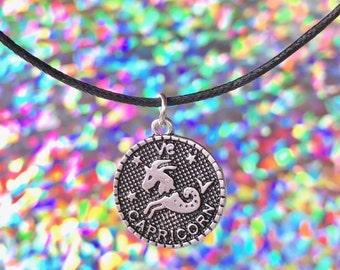 Capricorn Zodiac Choker