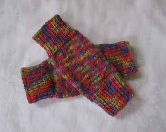 Baby leg warmers of BabyLegs with wool length approx. 17.5 cm width 7.5 cm