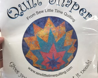 Quilt Shaper from Sew Little Time Quilting