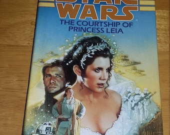 1994 Star Wars The courtship of Princess Leia