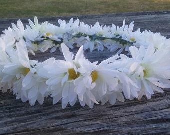 Daisy Crown Handmade