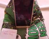 Super heros green lantern kindletablet bean bag holder great gift idea