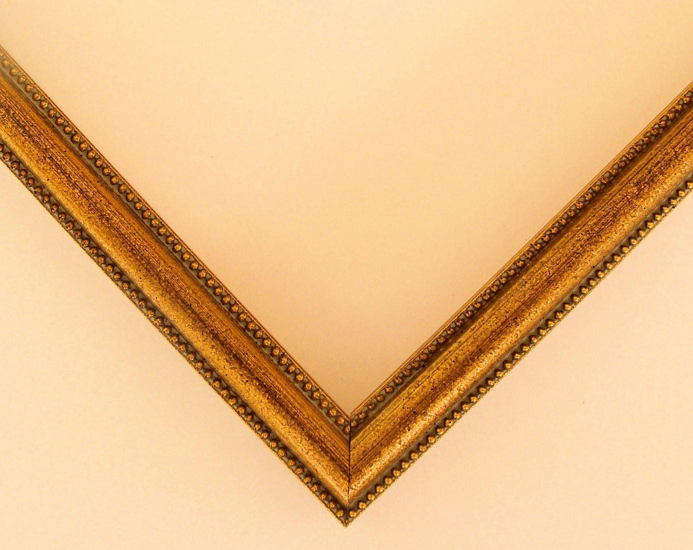 Gold Ornate Picture Frame For Art Print Or Photo Gold