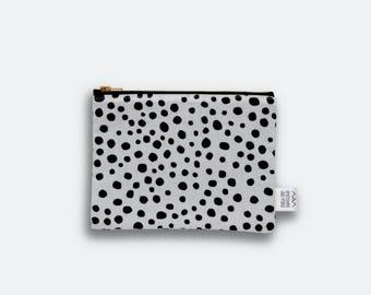 pouch - dalmatian - small