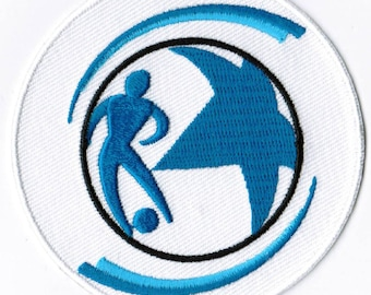 2002-2003 European UEFA Super Cup Football Patch