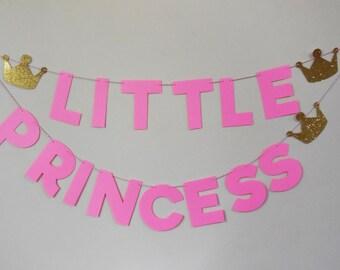 Little Princess Banner