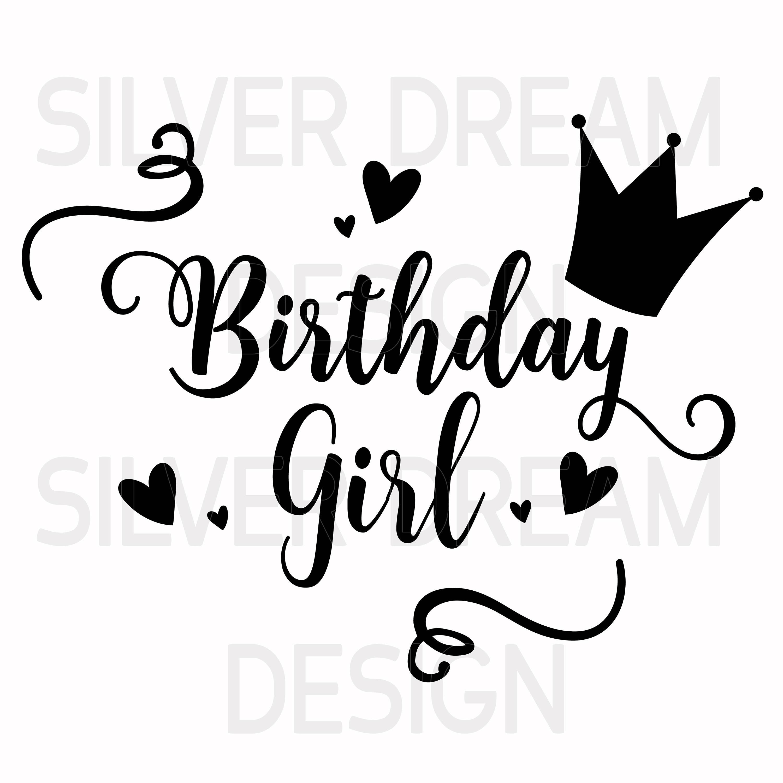 birthday girl svg file  birthday svg  happy birthday svg christmas clipart elf on the shelf christmas elf clipart black and white