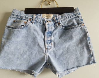 90s GAP shorts / 90s / high waisted / cutoff / jorts / festival / hipster / summer