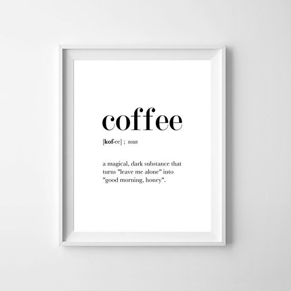 coffee definition The main differences between espresso coffee and drip coffee are the fineness of  the grind and the brewing  espresso definitions coffee quiz caffeine quiz.