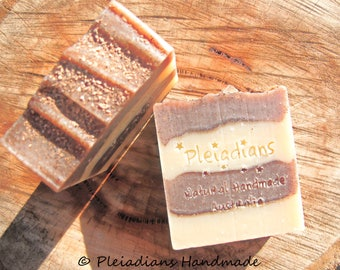 Gingerbread/Cinnamon Clove Ginger Tangerine Soap/Handmade soap/Aromatherapy Essential Oil/NativeAustralia