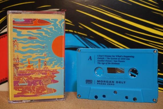 Phase Zero by Morgan Delt Cassette Tape
