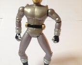 Cog figure Evil Space Alien from Power Rangers Zeo