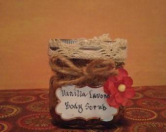 Vanilla/ Lavender Body Scrub