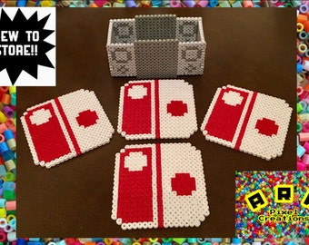 Nintendo Switch Hama coaster set