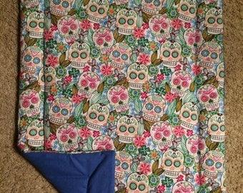 Skull crate pad Large 35x23