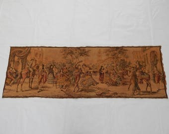Vintage French Beautiful  Tapestry (218)