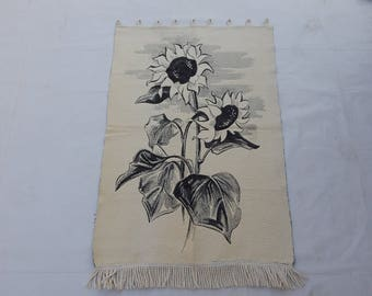Vintag French Flowers Tapestry (294)