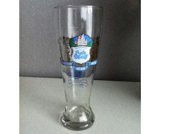 Vintage German MAXLRAINER wheat beer glass beer glass wheat 0, 5 l