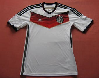 Germany Soccer National Team 2014/15 Adidas Climacool New Jersey