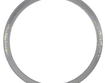 Large Round Antique Picture Frame