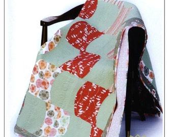 Deco Tumbler Quilt Pattern