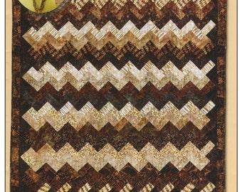 Zig a Zag Quilt Pattern
