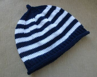 Cotton Baby Hat up to 4 sizes