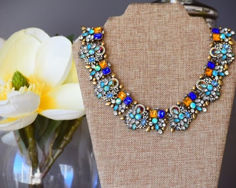 The Chyna showstopper statement necklace