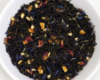 Tea -Baroness Grey Tea - Loose Leaf tea -Earl Grey