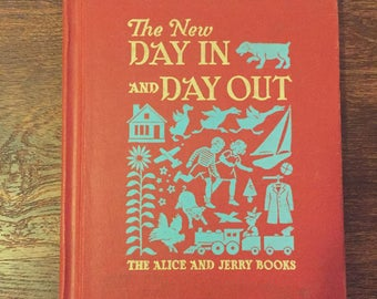 Antique Book: The New Day in and Day Out