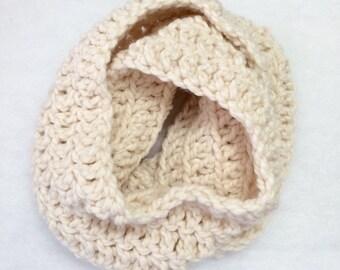 Crochet Infinity Scarf, Crochet Cowl, Chunky Cowl, Chunky Scarf, Long Cowl, Long Scarf, Knit Cowl, Knit Scarf