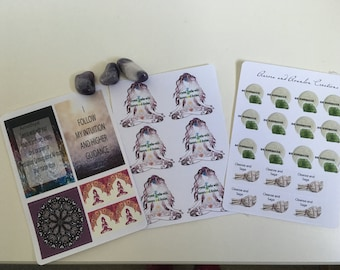 Amethyst Crystal Starter Pack